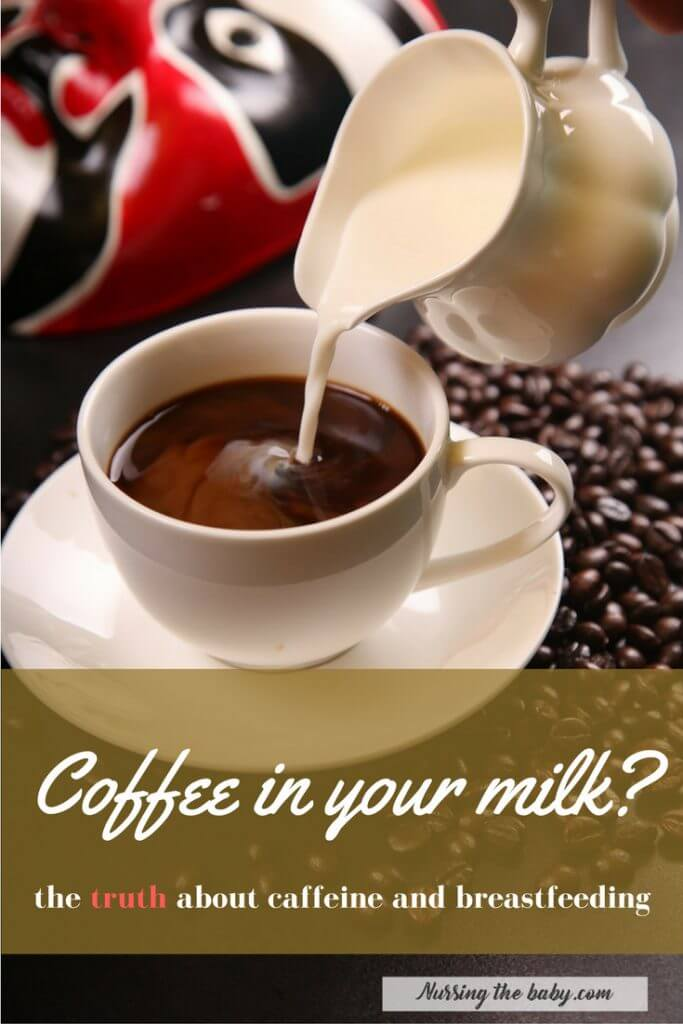 Coffee in milk?